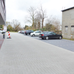 Parkplatz - Dres. Kretschmer & Greve, Jever