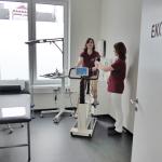 Belastungs-EKG - Dres. Kretschmer & Greve, Jever